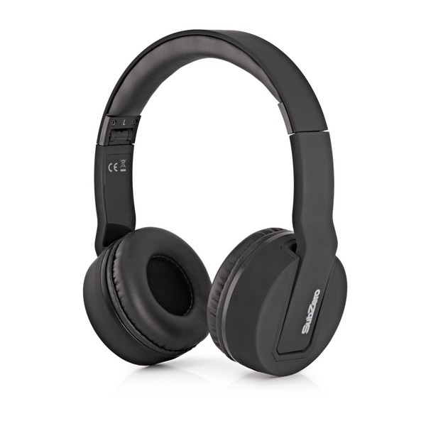 SubZero SZ-H100 Stereo Headphones - Angled