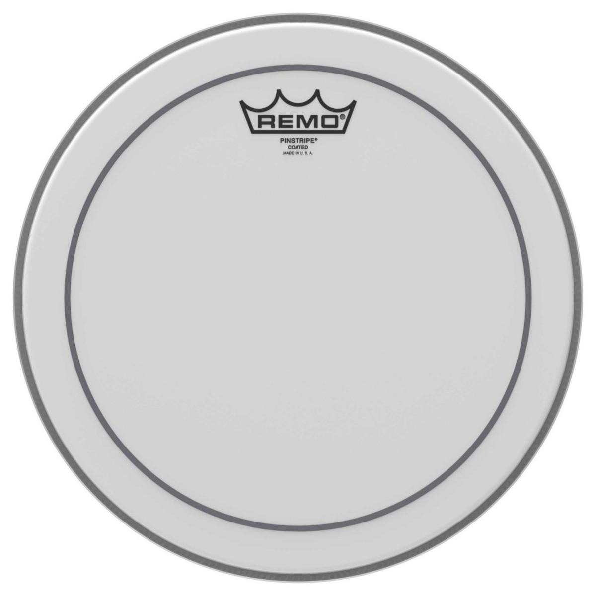 Remo Pinstripe Coated 16 Drum Head