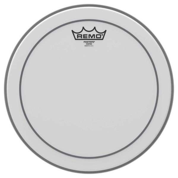 Remo Pinstripe Coated 18'' Bass Drum Head