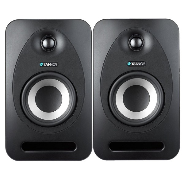 Tannoy Reveal 502 Studio Monitor, Pair - Bundle