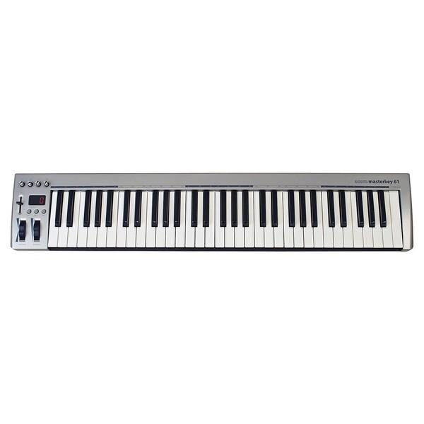 MasterKey 61 Key USB MIDI Keyboard - Top