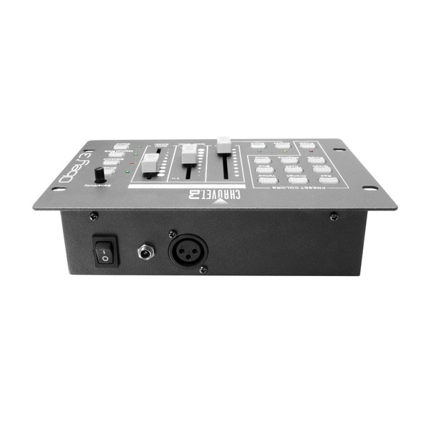 Chauvet Obey 3 DMX Lighting Controller Back