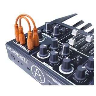 Arturia MicroBrute Semi Modular Analog Synth - Close Up