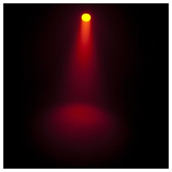 Chauvet SlimPAR 64 RGBA LED Par Can Red