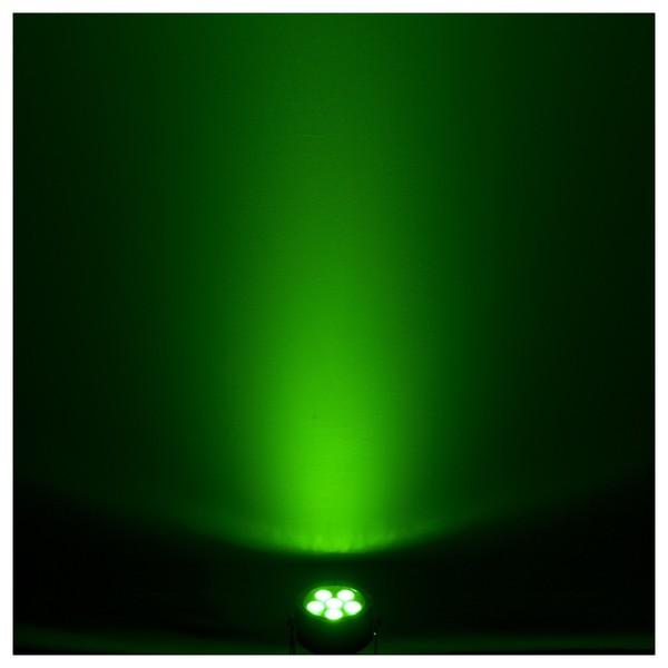 Chauvet SlimPAR H6 USB LED Par Can Green
