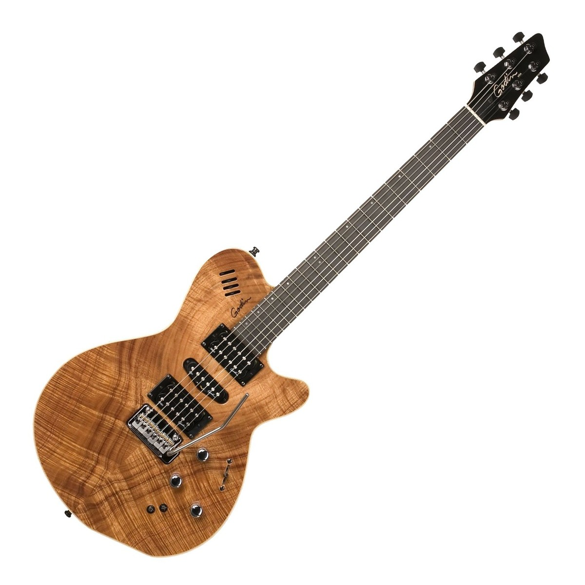 Godin Xtsa Guitarra El 233 Ctrica Koa B Stock Gear4music