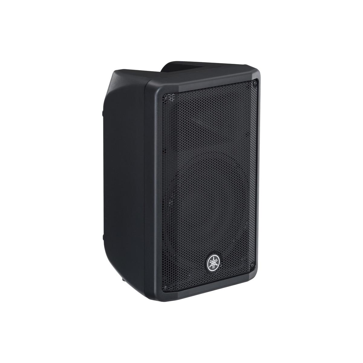 Yamaha dbr10 active pa speaker box opened at for Yamaha 10 speaker
