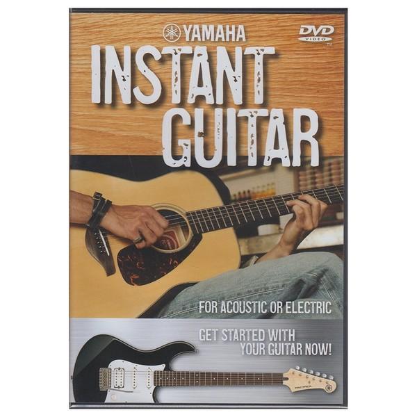 Yamaha Instant Guitar DVD