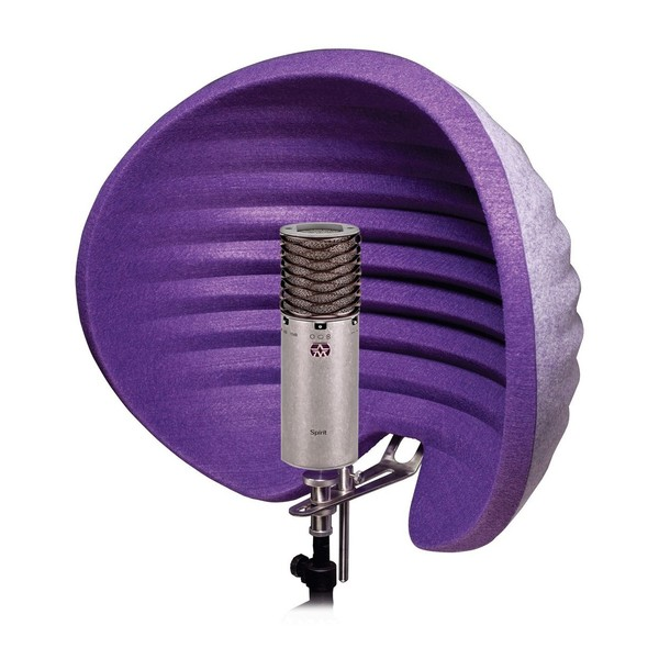 aston microphones spirit condenser microphone with aston halo filter at gear4music. Black Bedroom Furniture Sets. Home Design Ideas
