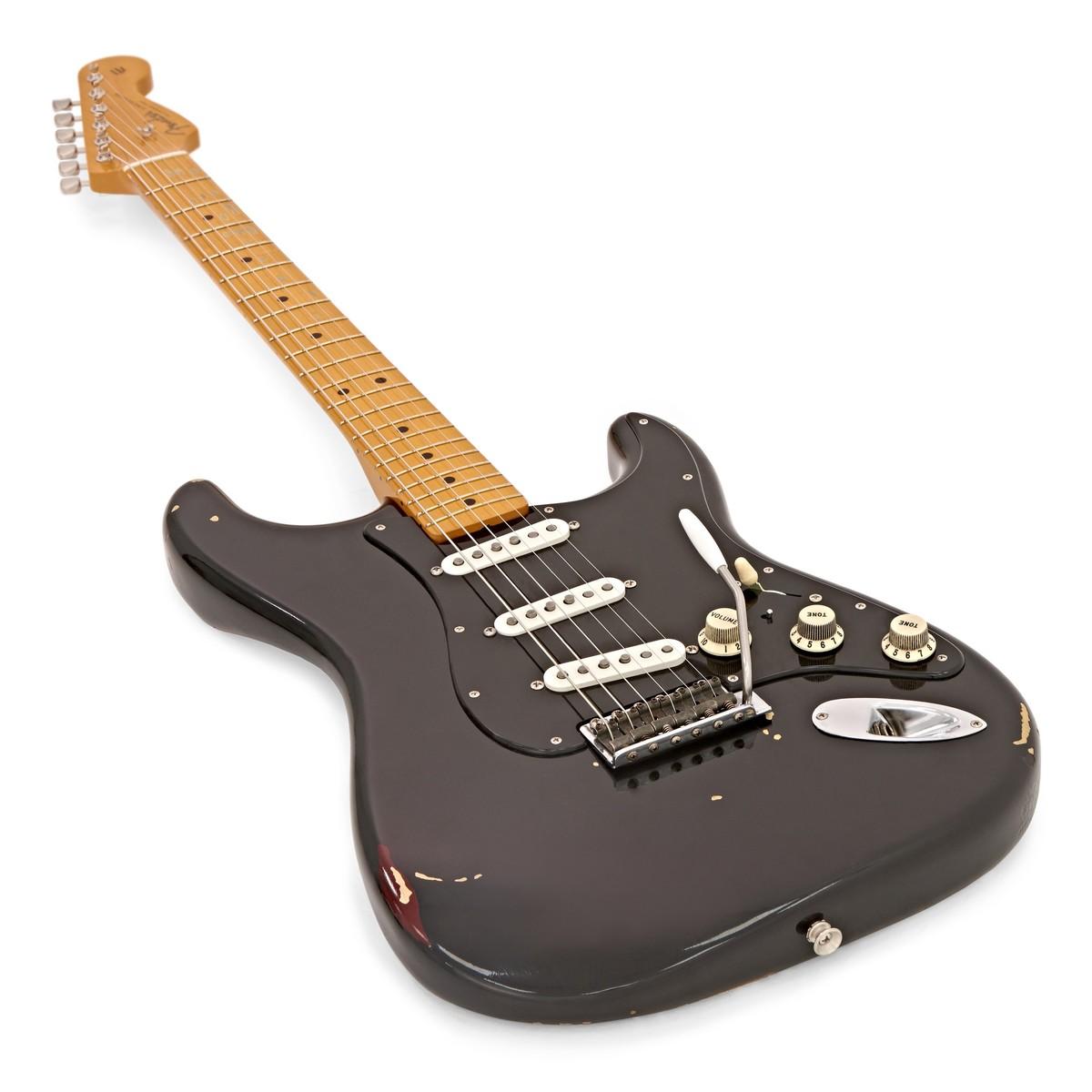 David Gilmour Stratocaster : fender custom shop david gilmour relic stratocaster at gear4music ~ Russianpoet.info Haus und Dekorationen