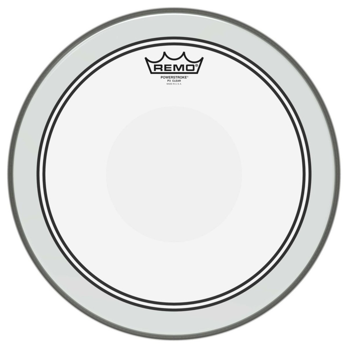 Click to view product details and reviews for Remo Powerstroke 3 Clear 14 Dot Drum Head.