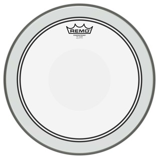 Remo Powerstroke 3 Clear 14'' Dot Drum Head