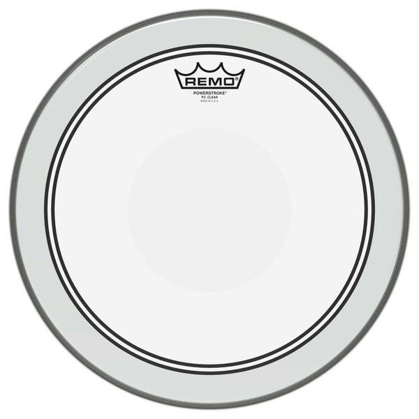 Remo Powerstroke 3 Clear 14'' Dot Drum Head