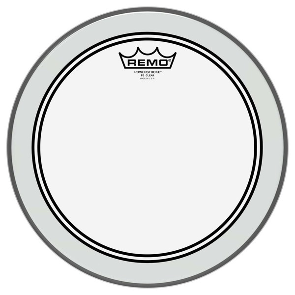 Remo Powerstroke 3 Clear 13'' Drum Head
