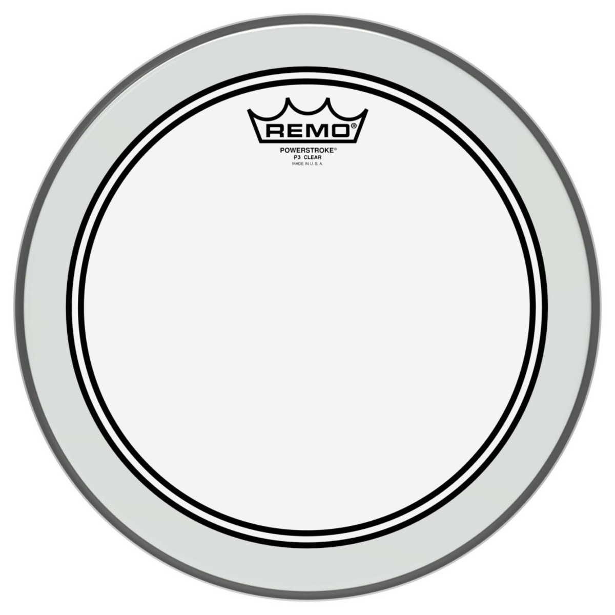 Remo Powerstroke 3 Clear 14 Drum Head