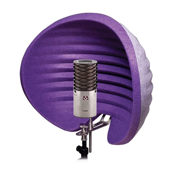 aston microphones origin condenser microphone with aston halo filter at gear4music. Black Bedroom Furniture Sets. Home Design Ideas