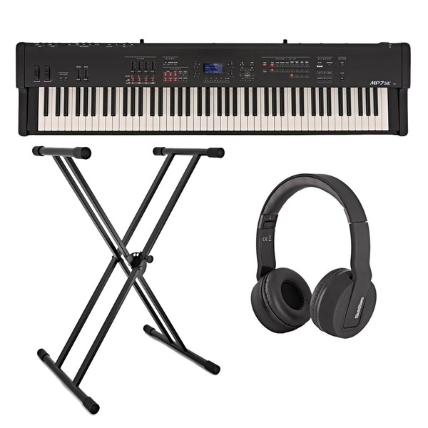 Kawai MP7SE Stage Piano, Black Package
