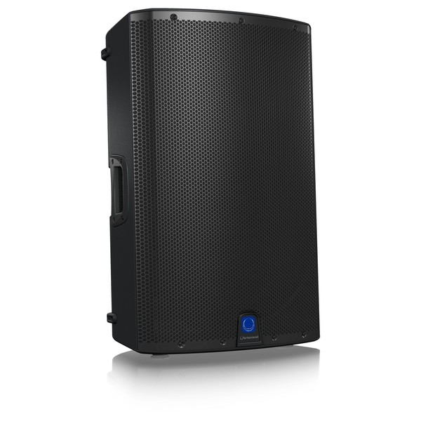 Turbosound iX15 15'' Active PA Speaker - Front Angled Left
