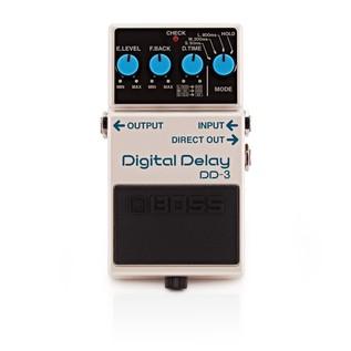 Boss DD-3 Digital Delay Guitar Effects