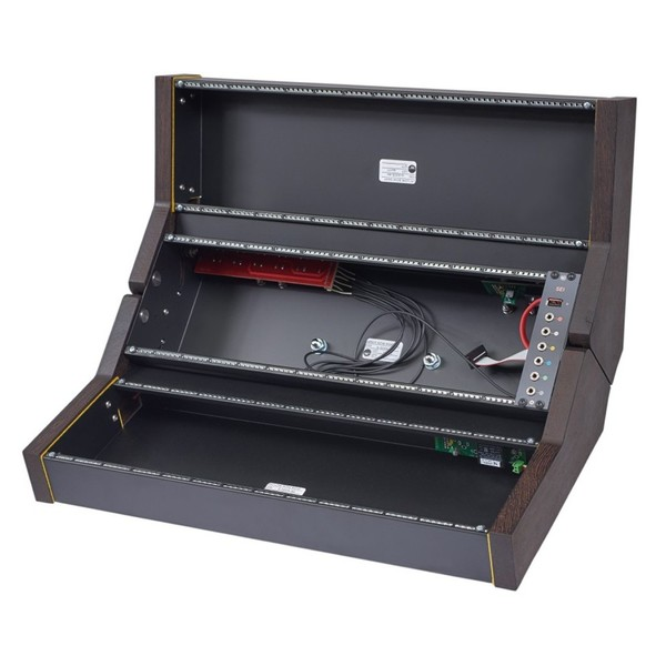Frap Tools Uno Case 84HP Wenge With Bag And SILTA - Angled