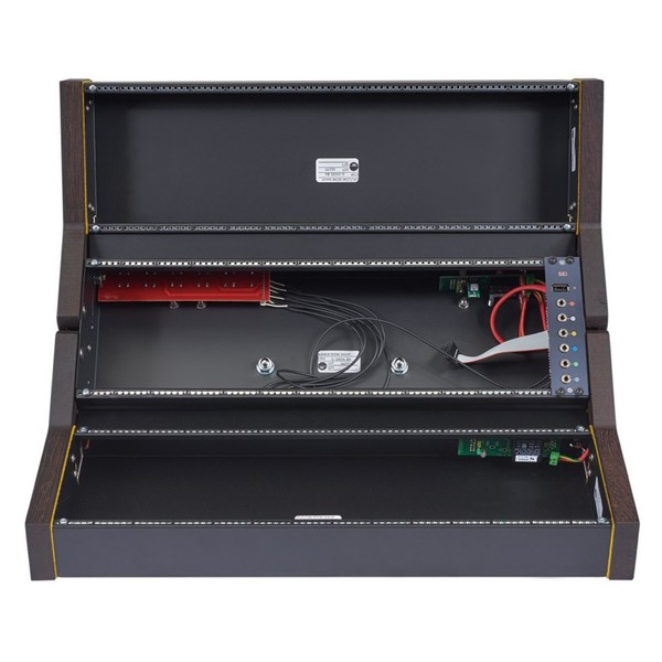 Frap Tools Uno Case 84HP Wenge With Bag And SILTA - Front