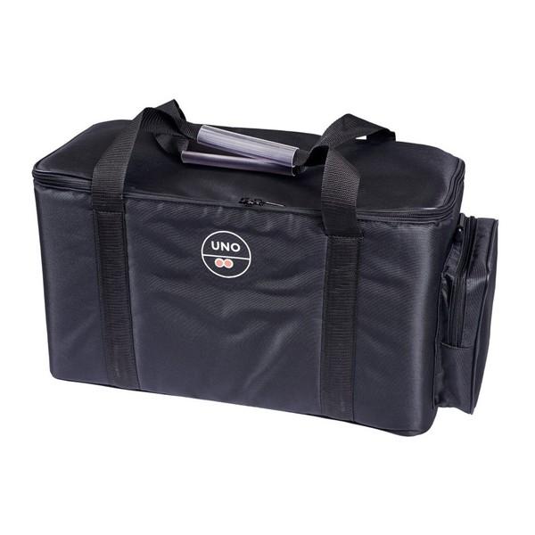 Frap Tools Uno Case 84HP, Dark Zebra With Bag And SILTA - Bag