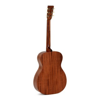 Sigma S000M-15 Electro Acoustic Guitar, Natural rear