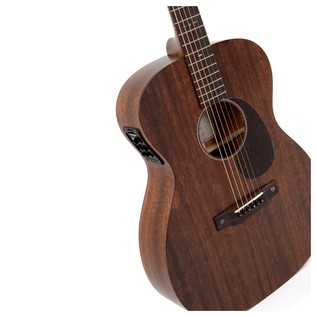 Sigma S000M-15 Electro Acoustic Guitar, Natural close up