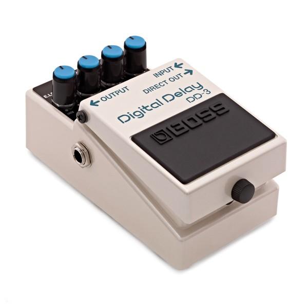 boss dd 3 digital delay pedal at gear4music. Black Bedroom Furniture Sets. Home Design Ideas