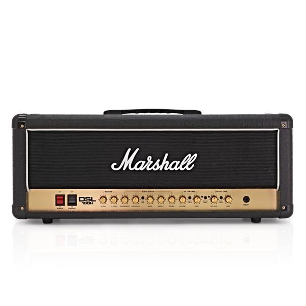 Marshall DSL100H Valve Guitar Head