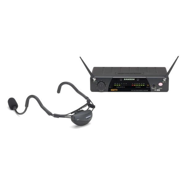 Samson Airline 77 Aerobics Wireless System (AH1/QE/CR77) E1