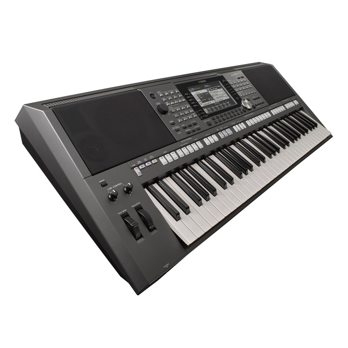 yamaha psr s970 portable arranger workstation b stock at. Black Bedroom Furniture Sets. Home Design Ideas