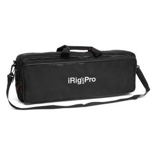 IK Multimedia Travel Bag for iRig Keys PRO & iRig Keys 37 PRO - Angled