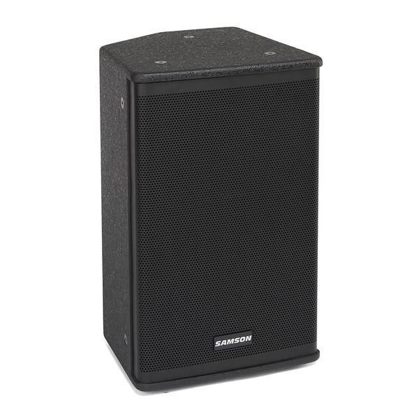 Samson RSX112 12'' Passive PA Speaker, Front Angled Right