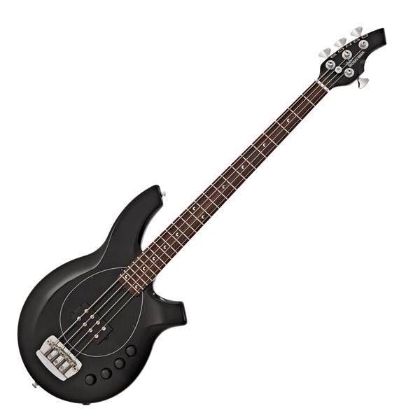 Music Man Bongo 4 H Bass, Stealth Black
