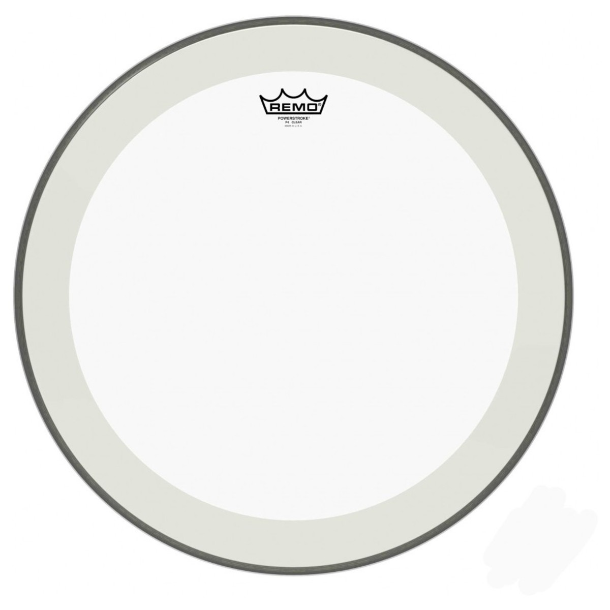 Remo Powerstroke 4 Clear 22 Bass Drum Head