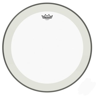 Remo Powerstroke 4 Clear 22'' Bass Drum Head