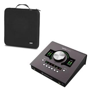 Universal Audio Apollo Twin Quad MkII With Free UDG Case - Main