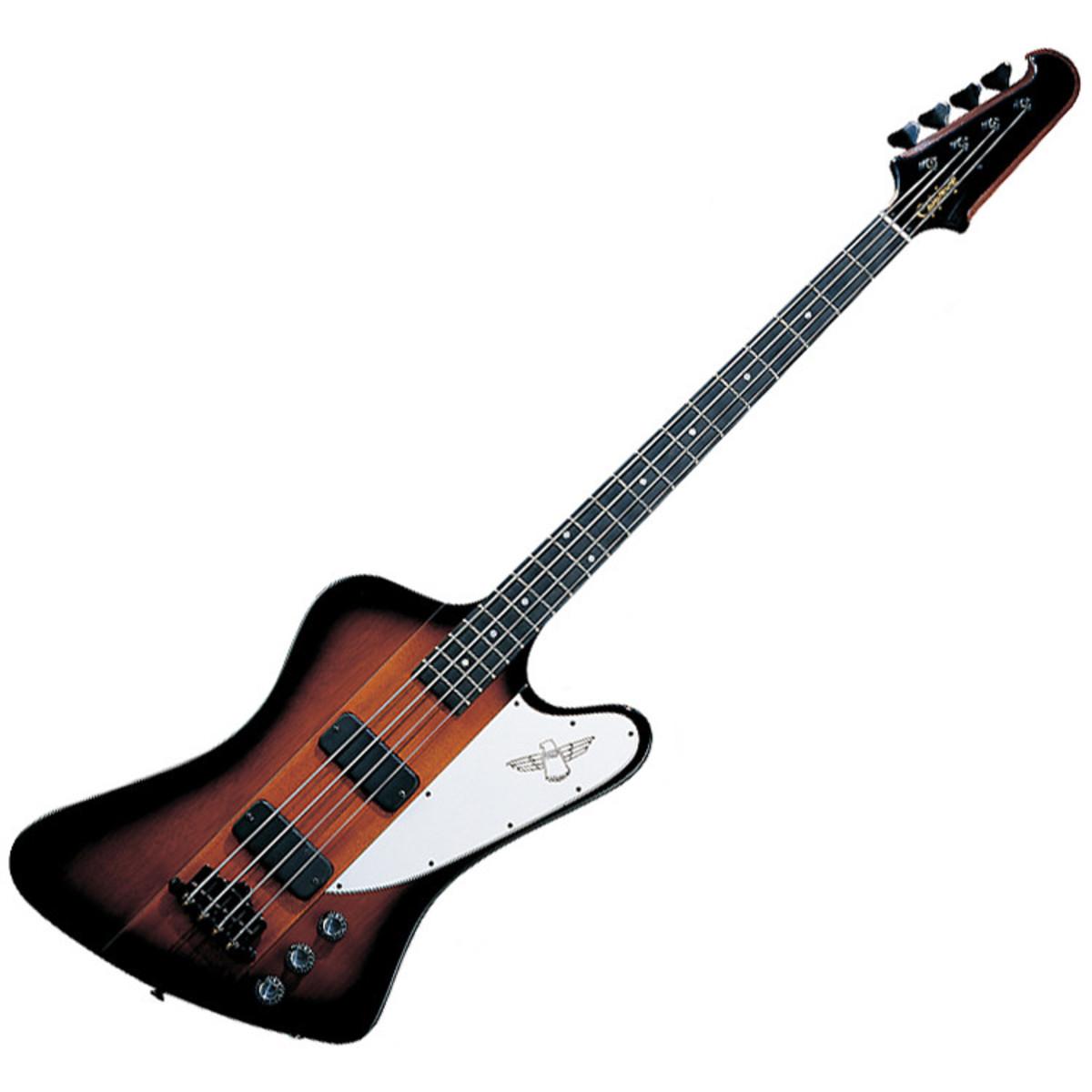 epiphone thunderbird classic iv pro bass guitar vintage sunburst box opened at gear4music. Black Bedroom Furniture Sets. Home Design Ideas