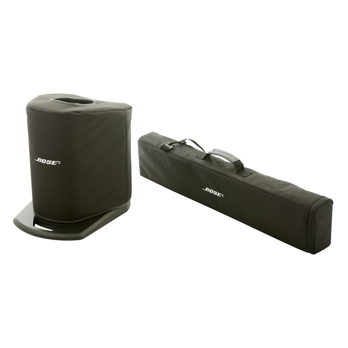 bose l1 compact pa system with free soundtrue in ear headphones at. Black Bedroom Furniture Sets. Home Design Ideas