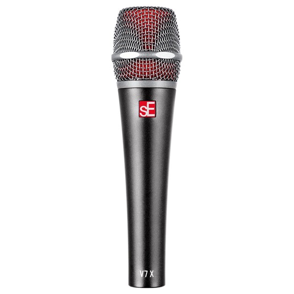sE Electronics V7 X Dynamic Microphone - Front
