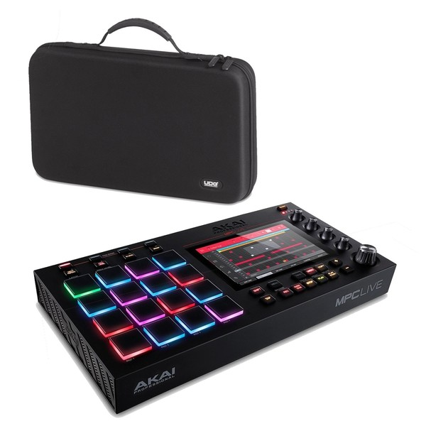 Akai MPC Live with Hardcase - Main
