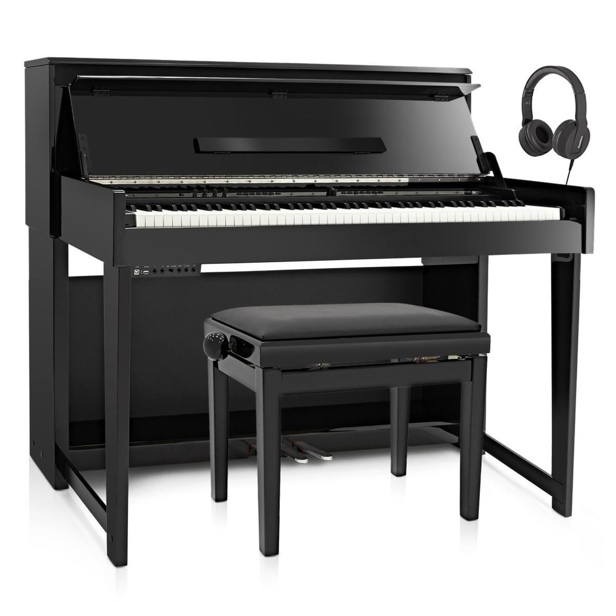DP-90U Upright Digital Piano by Gear4music   Accessory Pack
