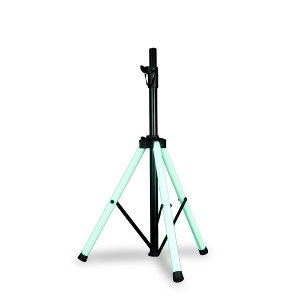 ADJ Colour Stand LED Speaker Stand With LED Legs 1
