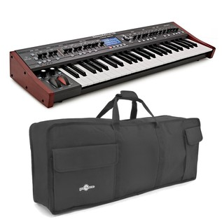 Behringer DeepMind 12 Synthesizer With Free Case - Main