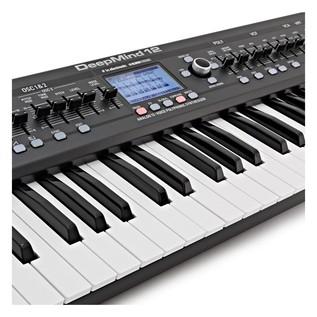 Behringer DeepMind 12 Synthesizer - Close Up 1