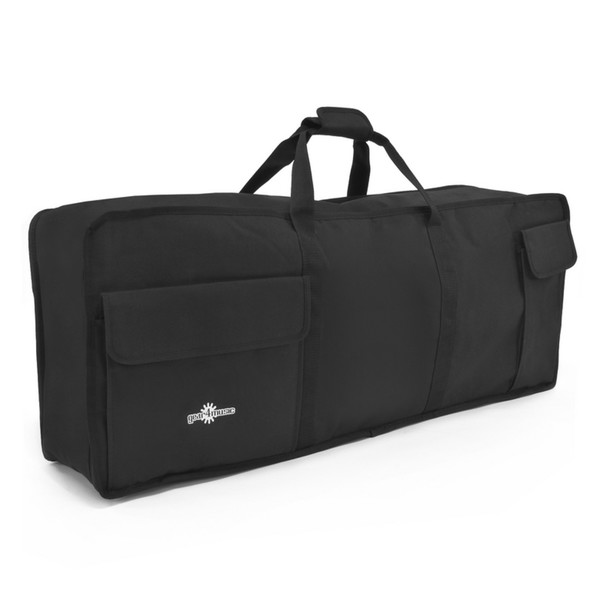 61 Key Keyboard Bag with Straps by Gear4music - Front