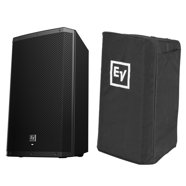 Electro-Voice ZLX-15 15'' Passive PA Speaker with Free Cover 1