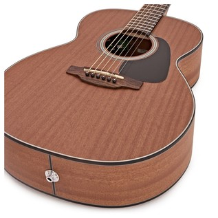 Takamine GX11ME-NS Taka-Mini Electro Acoustic Travel Guitar, Natural
