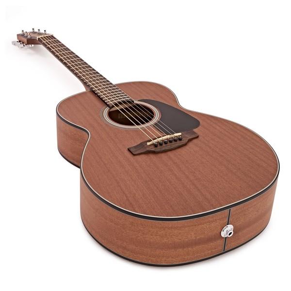 Takamine GX11ME-NS Taka-Mini Electro Acoustic Travel Guitar, Natural